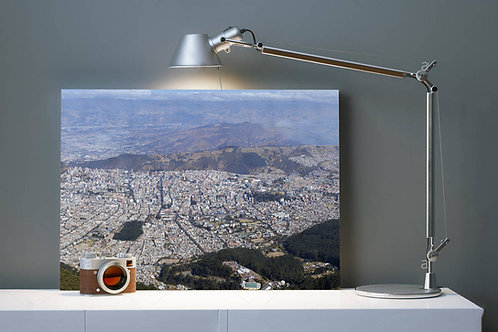 Gigapixel Quito - Custom Sizes
