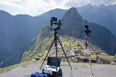 Gigapixel Photograph Machu Picchu
