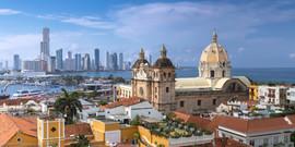 Cartagena Motorcycle Trip