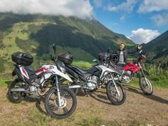 Motorbike Rental Colombia