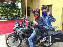 Colombia Motorcycle Adventures