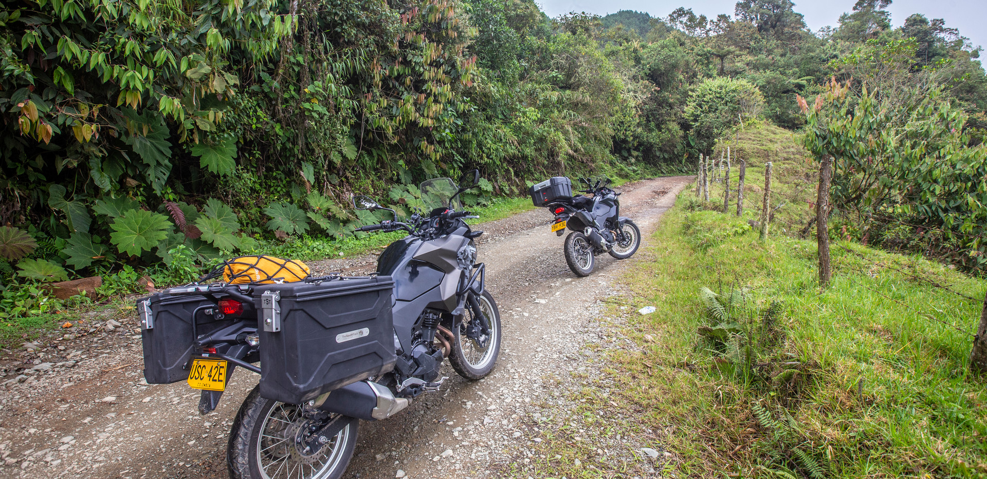 Motorcycle Tours in Colombia