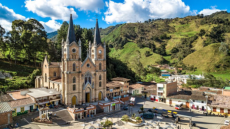Belmira, Colombia Church