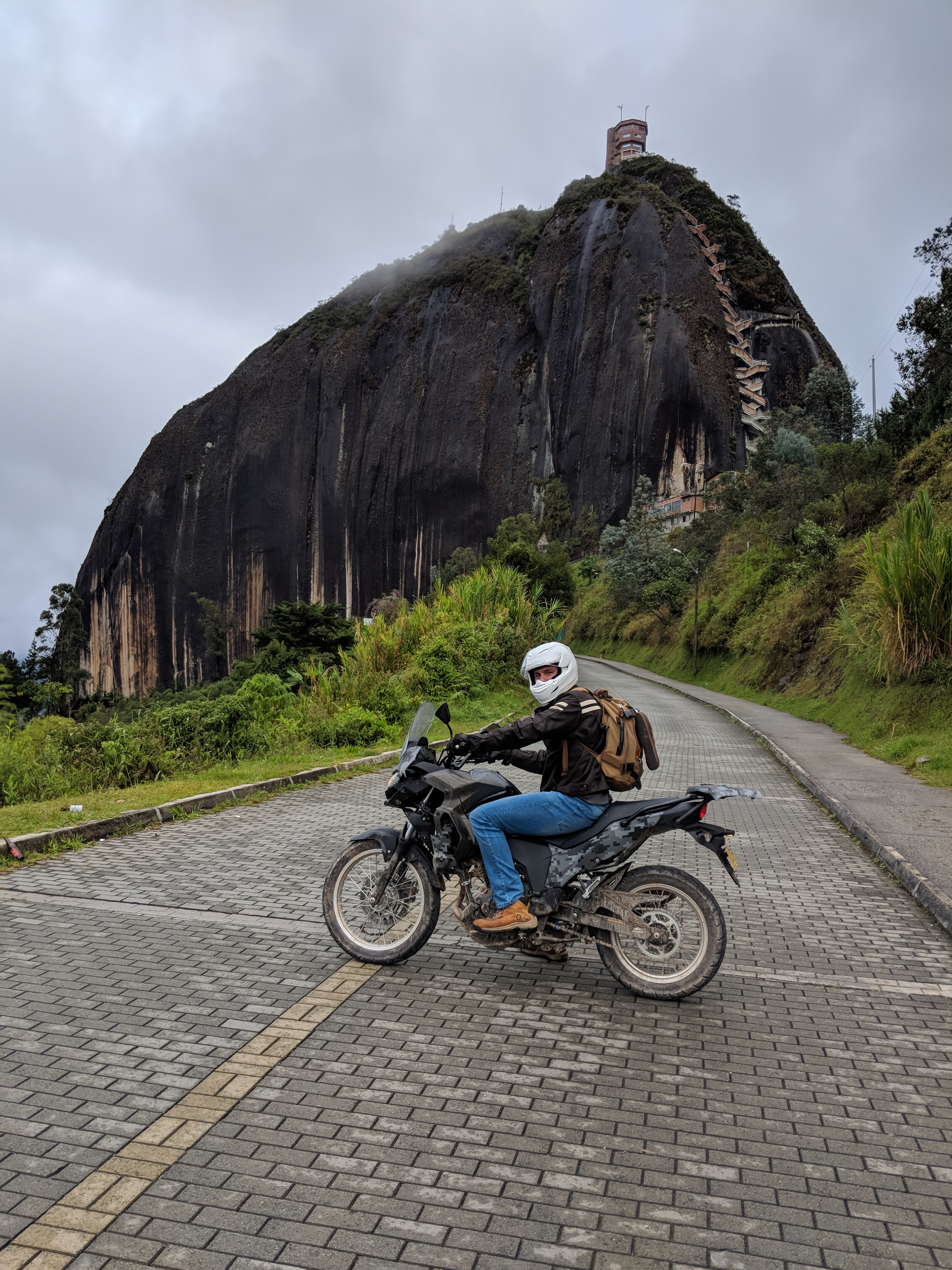 Guatape Colombia Motorcycle Tour