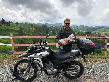 Medellin Milk Route Motorcycle Ride