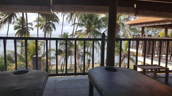 Get a massage at Bali accommodation venu