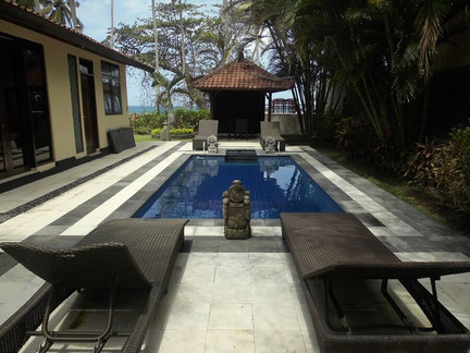 Private Pool for your Family holiday in