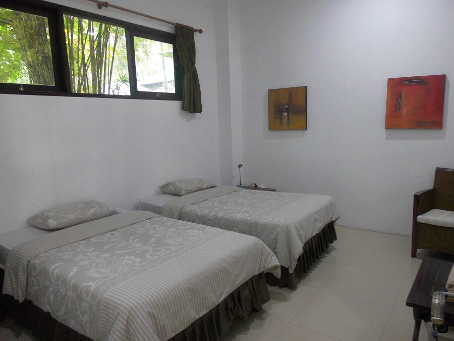 Bali holiday accommodation at Villa Mata