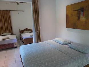 Coconut family room at Villa Matanai Eas