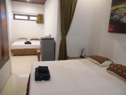 Butterfly doube room East Bali accommoda