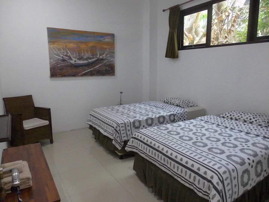 Villa Matanai Surf Bali holiday accommod