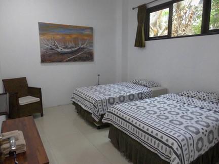 Villa Matanai Surf Bali holiday accommod
