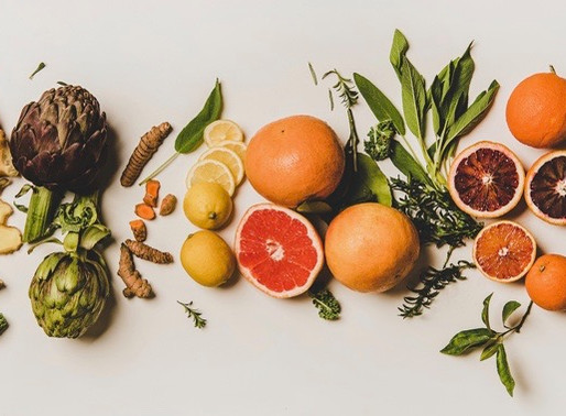 Resilience in the COVID-19 Era: Food You Can Use To Boost Your Immunity