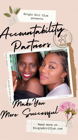 Accountability Partners Make You More Successful