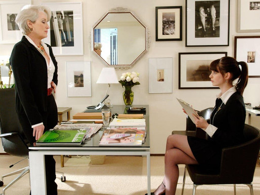 Finding the Interview & Landing the Job of Your Dreams
