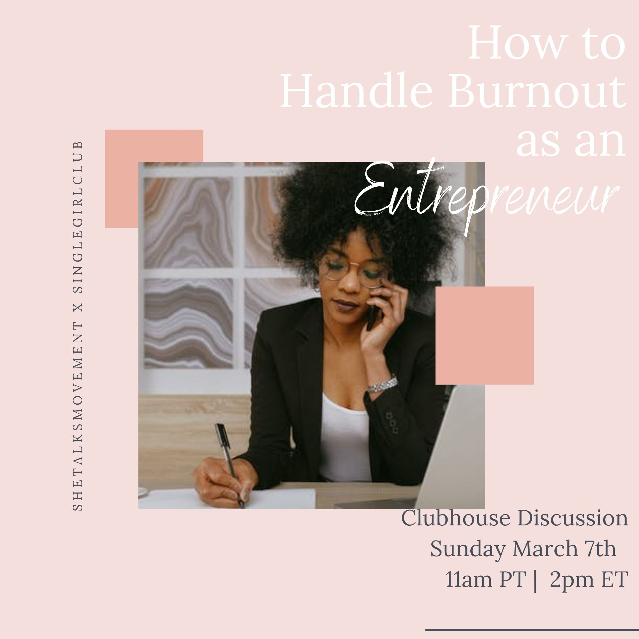 Entrepreneur Burnout Tips