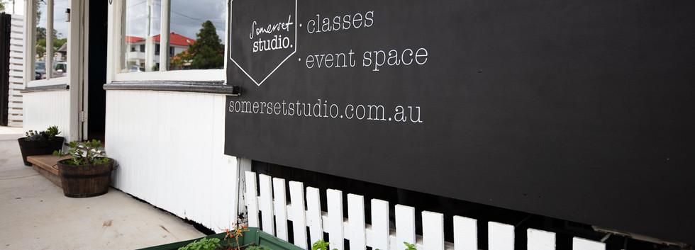 Somerset Studio Front