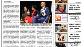The North Dallas Gazette features upcoming Empoy event!