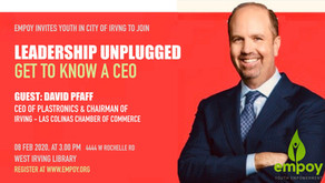 Get To Know a CEO - Leadership Unplugged Week 2