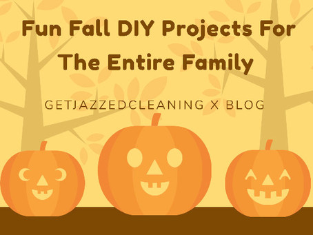 Fun Fall DIY Projects For The Entire Family
