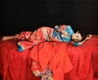 Zhao Kailin, Chinese, born 1961, Small F