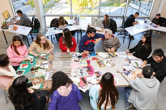 3. AFH_3D_Design Studio Teens_collaging_