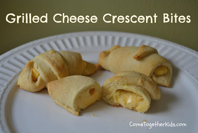 Grilled Cheese Crescent Rolls