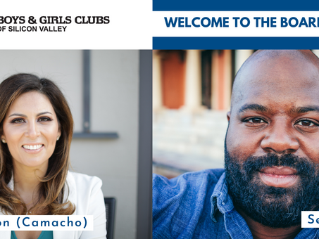 BOYS & GIRLS CLUBS OF SILICON VALLEY APPOINTS ORIANA BRANON AND SEAN HEYWOOD TO BOARD OF DIRECTORS