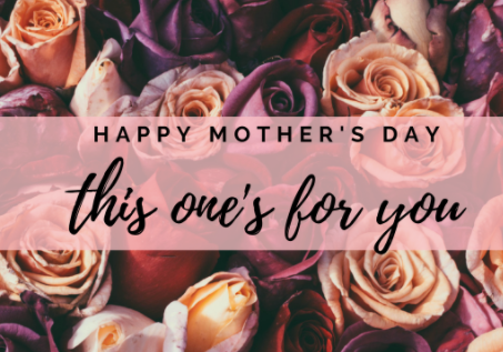 Moms, this one's for you!