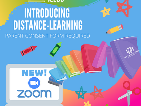 NEW! Zoom Virtual Learning and Parent Consent Form