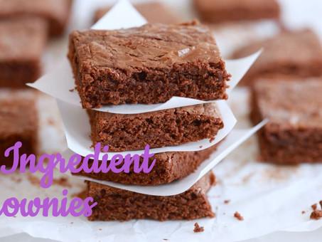 3-Ingredient Brownie Baking Activity