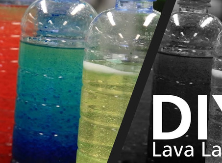 How to Make a Lava Lamp!