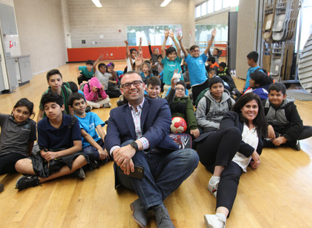 GOOGLE'S NEW TECHNOLOGY LABS AT LOCAL BOYS & GIRLS CLUBS OF SILICON VALLEY CLUBHOUSES