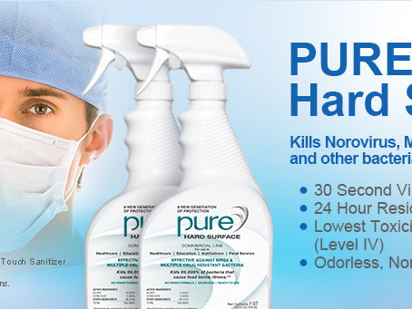 New COVID Killer Surface Cleaner