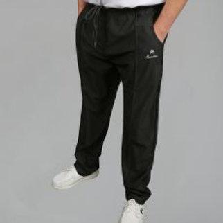 Henselite Black Sports Trousers
