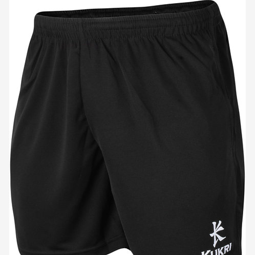 Kukri Black Sports Shorts