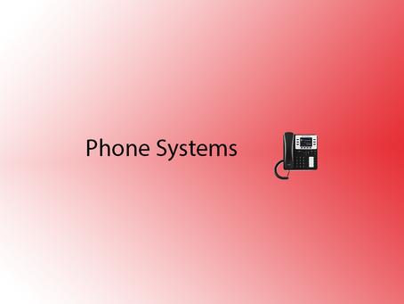 Small Business and Phone Systems