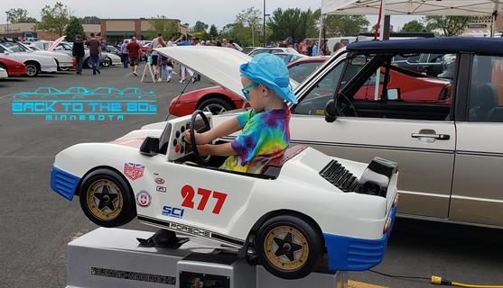 SCI Kids Porsche