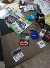 A typical SWAG BAG haul