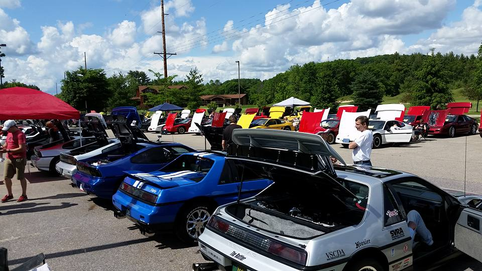 Dells Run - Fiero Show - Chula Vista