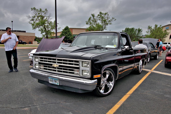 This Chevy is CLEAN