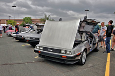 One Delorean is never enough