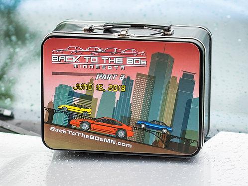 Retro Tin Lunchboxes