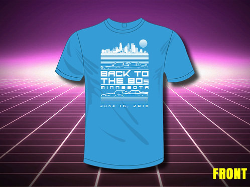 2018 Tubular Event T-Shirt