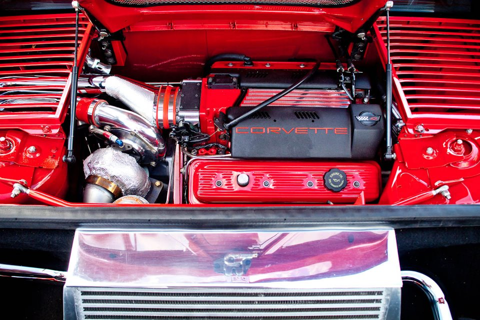 Turbo LT-1 Fiero