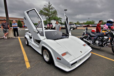 Lamborghini Countach - or is it?