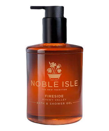 Noble Isle Fireside Shower Gel