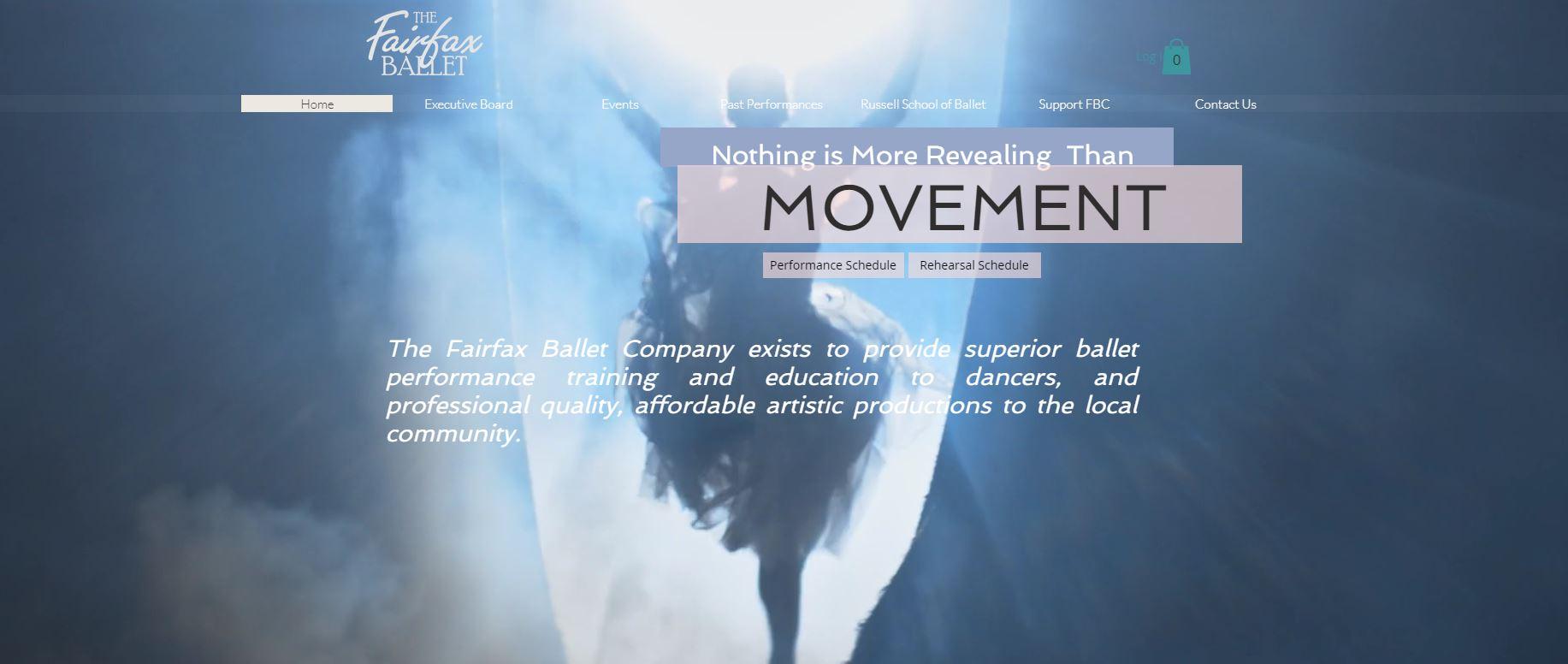 Fairfax Ballet