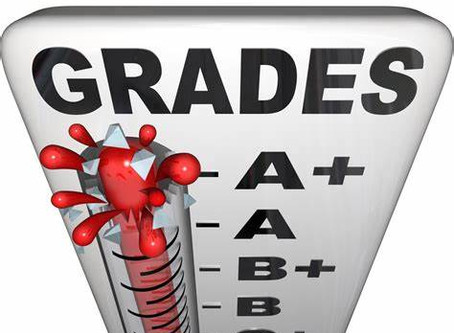 Progress Report Grading Is This Friday