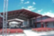 Encore High School for the Arts Open Quad